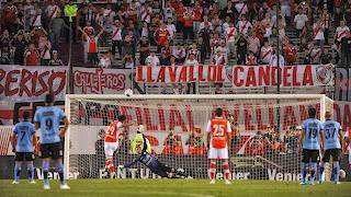 Penal, River, River Plate, Belgrano, Teo, Teófilo Gutiérrez