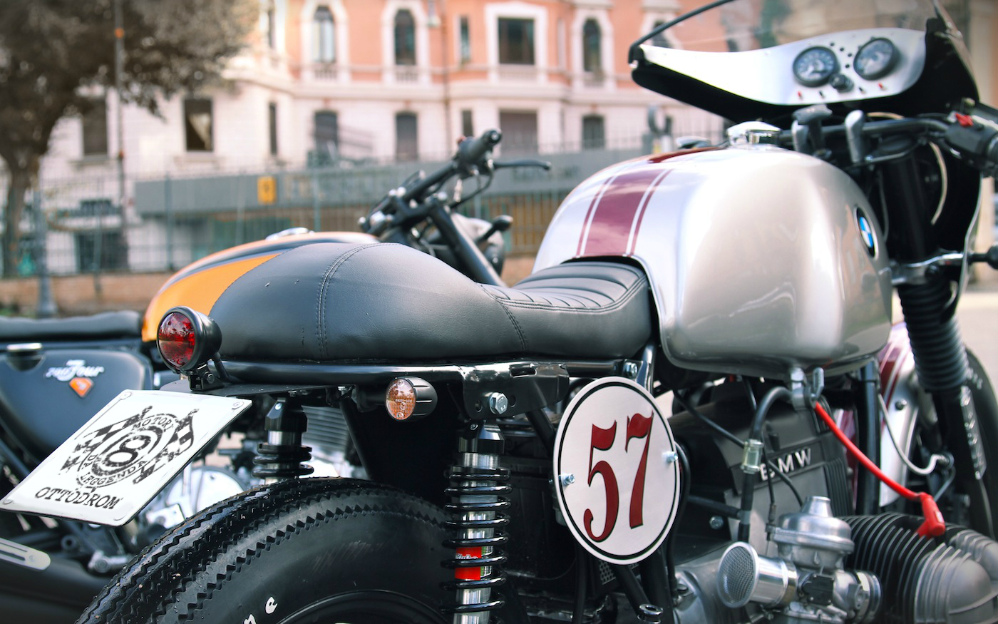 Pin Up By Ottodrom Inazuma Caf 233 Racer