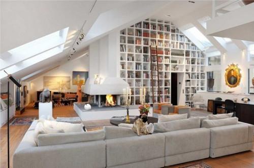 perabotan ruang tamu minimalis
