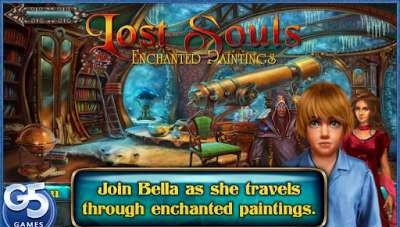 [Android] Lost Souls: Enchanted Painting apk & sd data Full