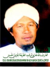 SALAH SATU GURUNYA RD.K.H.M.ABY SUFYAN