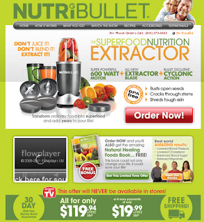 nutribullet scams nutribullet reviews