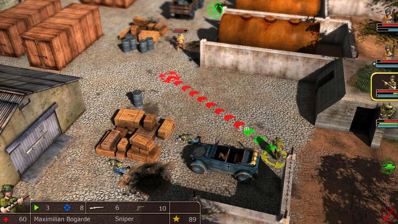 History Legends Of War screenshots