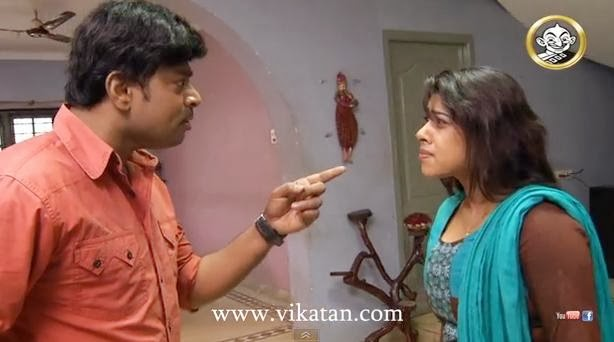 Thendral New Promo This Week –  Prabhakar blasts Sakshi – 06-01-2014 To 10.01-2014