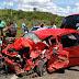 Homem morre e três pessoas ficam feridas em grave acidente em Jequié
