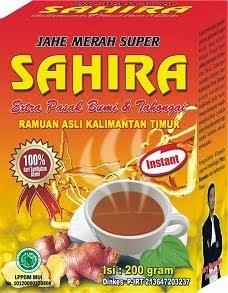 JAHE MERAH SUPER SAHIRA