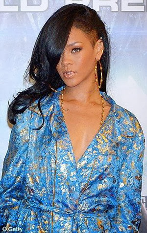 Latest Hair Style Rihanna Worst