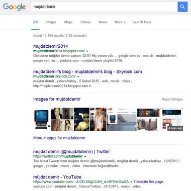google com au - search - mujdatdemir