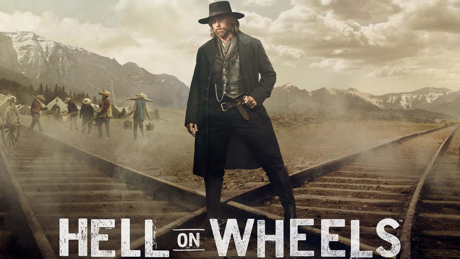 Hell on Wheels (2011) Torrent