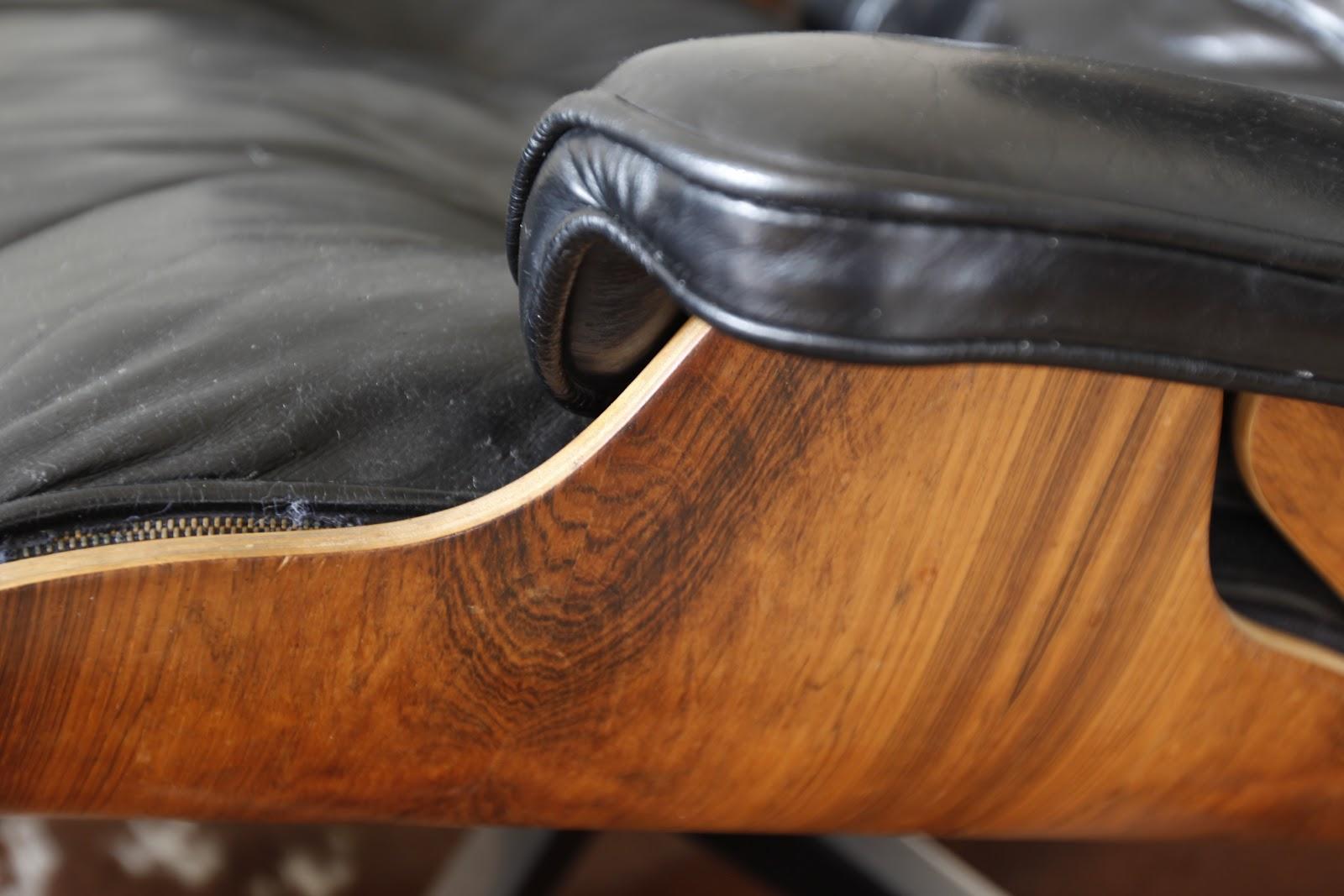 str8mcm eames 670 671 lounge chair for herman miller