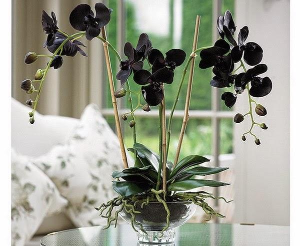 Decoração com plantas artificiais 1