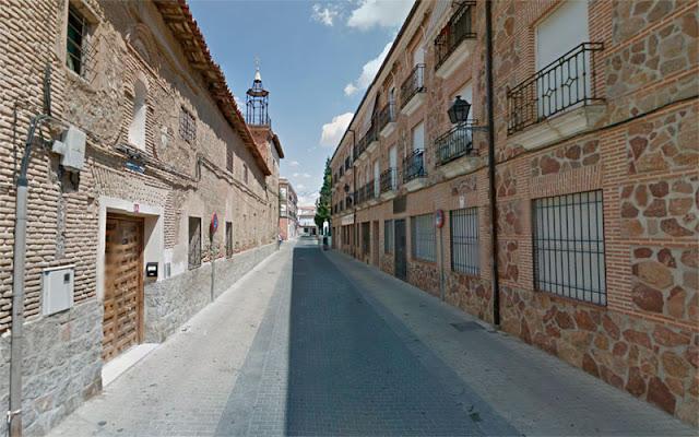 Calle de las Monjas en Illescas, Toledo