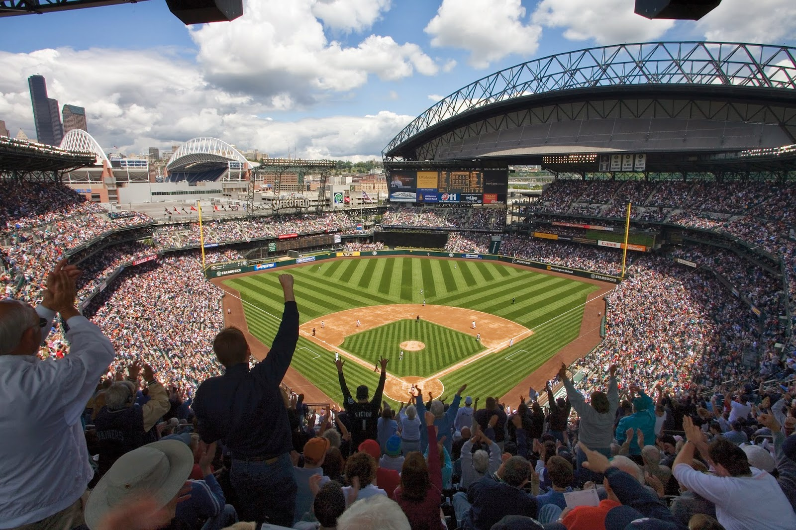 Seattle Mariners Tickets and Luxury Suites For Sale, Safeco Field