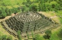 1. Candi Borobudur Magelang Indonesia...