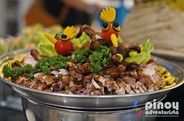Dishes at  Sea Breeze Cafe Boracay