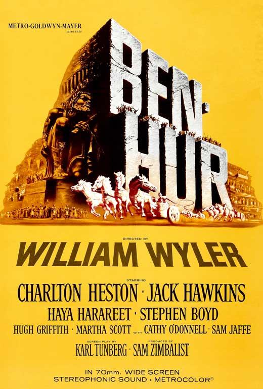 Ben-Hur (1959) Español Latino