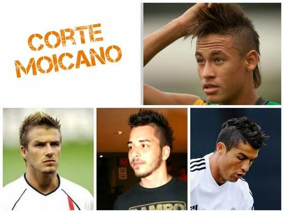 fotos e nomes de cortes de cabelo masculino