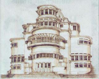 Villa Isola, sebuah mahkota dunia