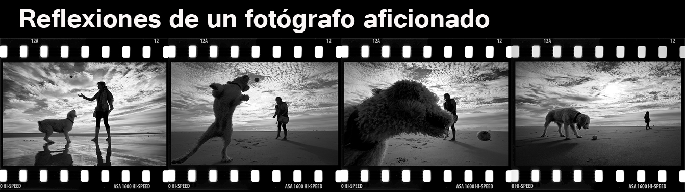 Reflexiones de un fotgrafo aficionado