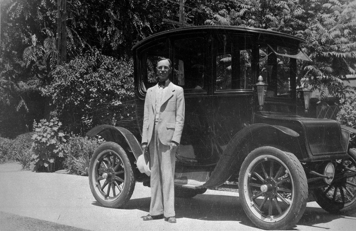 The concept of the Electric Car goes back to the 19teens. Actually, they were fairly successful ~