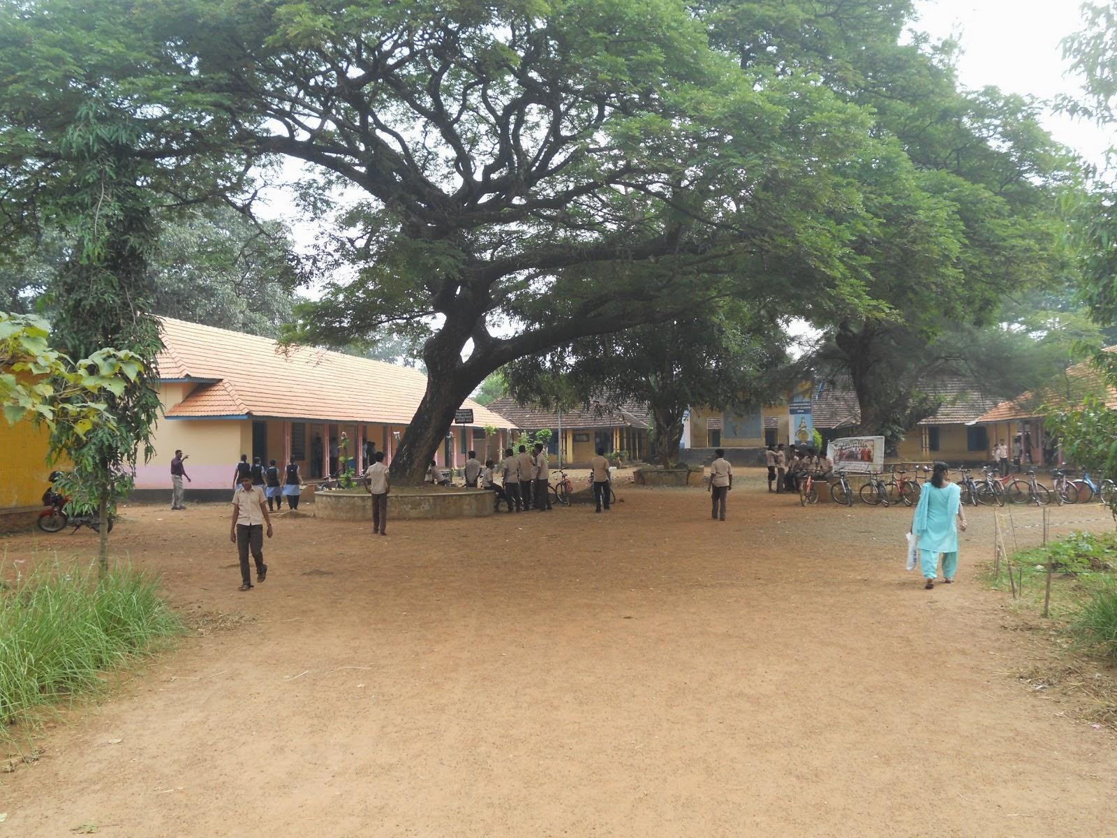 GOVT BOYS SCHOOL CHALAKUDY