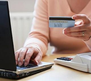 pangsa pasar global dengan kartu kredit