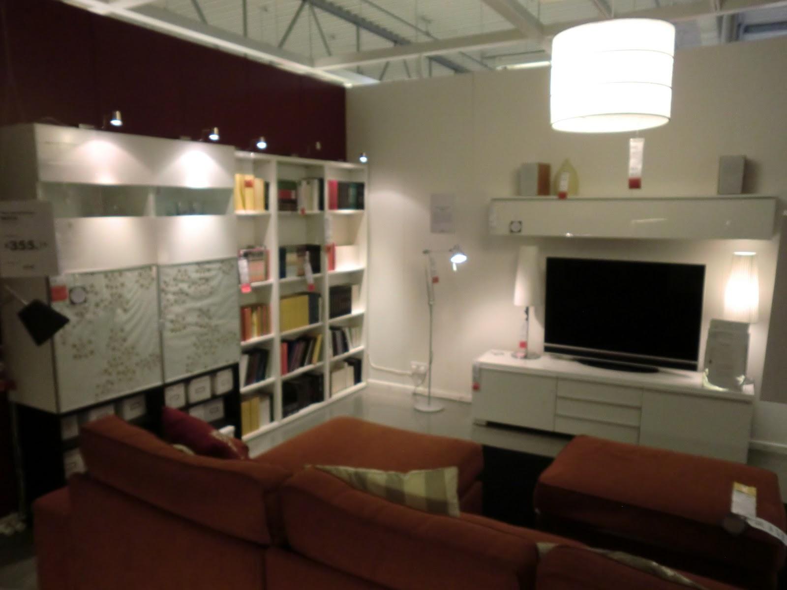 Decoracao Sala De Estar Ikea ~ decoracao de sala retangular simplesUm lado e sala de estar, com uma