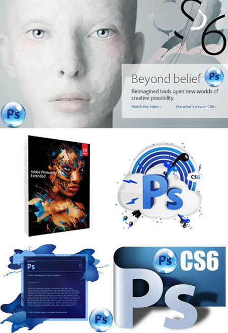 Download Adobe Photoshop CS6 13.0 2556 Free - Full Version Software