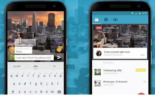 Periscope Best Free Android Apps