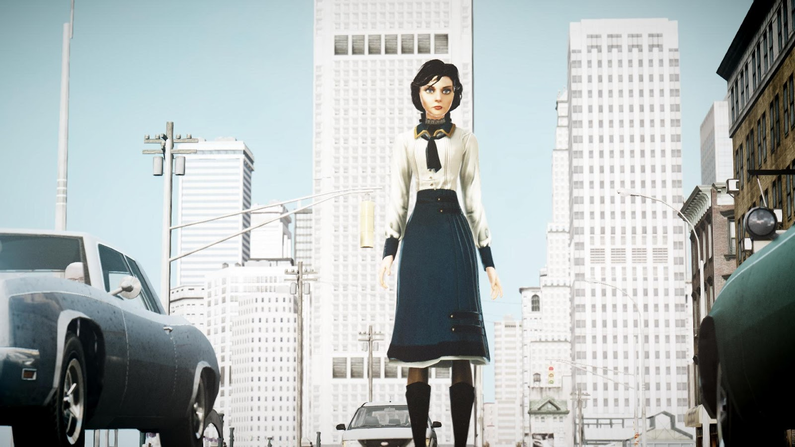 Bioshock infinite elizabeth mods pron streaming