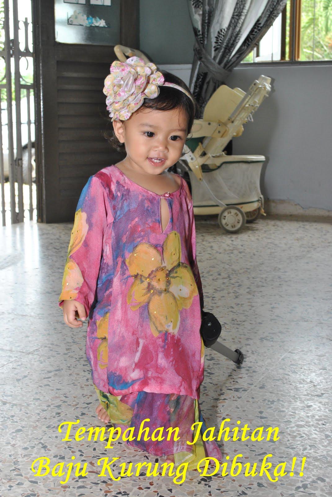 Yang nie antara baju Kurung Cute Mum yang Lieya Jahit.. Tempahan masih ...