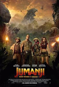 CINEMA] Jumanji: Bem-Vindo à Selva