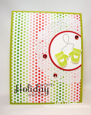 Warm Holiday Wishes-designed by Lori Tecler-Inking Aloud-stamps from Simon Says Stamp