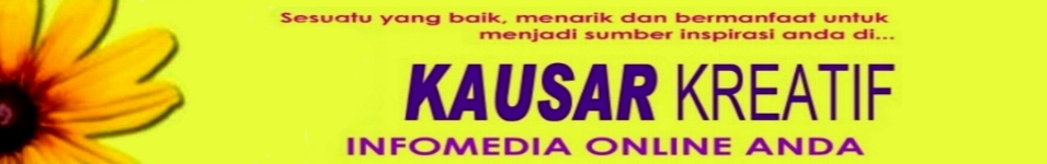 KAUSAR KREATIF - LAMAN UTAMA