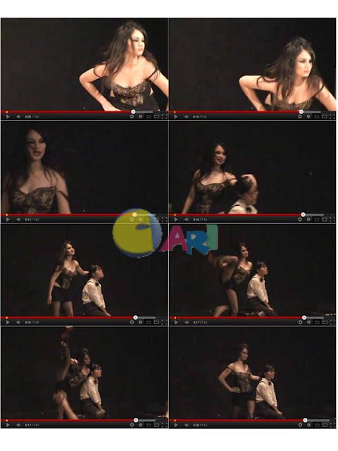 Video Izara Aisyah Berpakaian Seksi Menari Tango