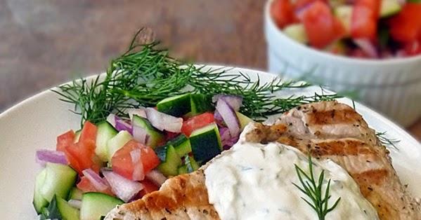 Greek Style Pork Chops | Life Tastes Good