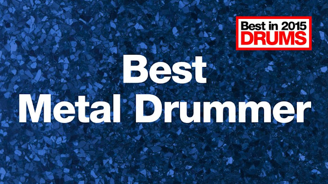 BEST METAL DRUMMER