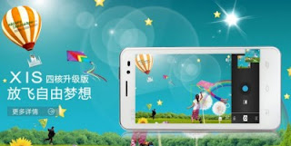 UMi X1s, Ponsel China Berprosesor Quad Core