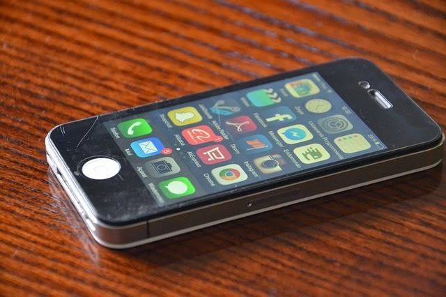 cara merubah password iphone