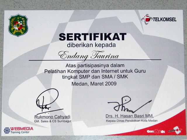 gunadarma sertifikat paud kubaca peduli sertifikat sma negeri 62 ...
