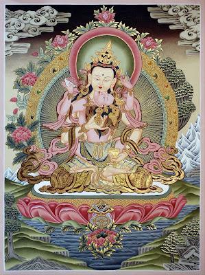 Buddhist Art Painting