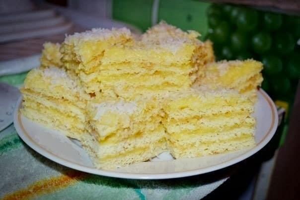 Еще один рецепт торта Рафаэлло