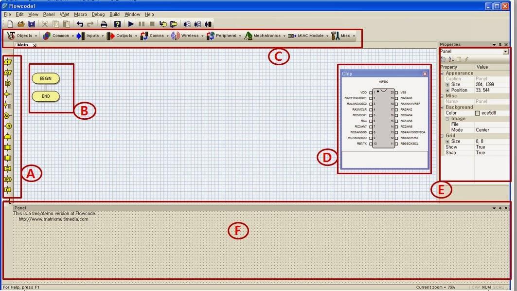 Flowcode Pic V6