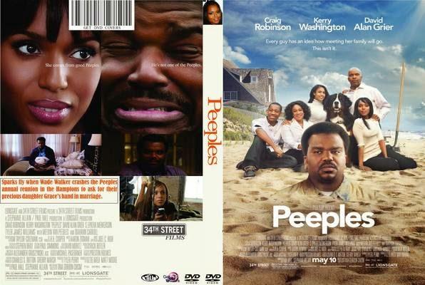 Comedy Film : Watch Peeples (2013) online