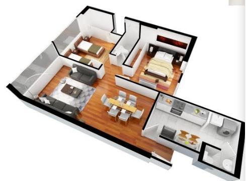 Planos de casas modelos y dise os de casas planos de for Disenos de casas 120 m2