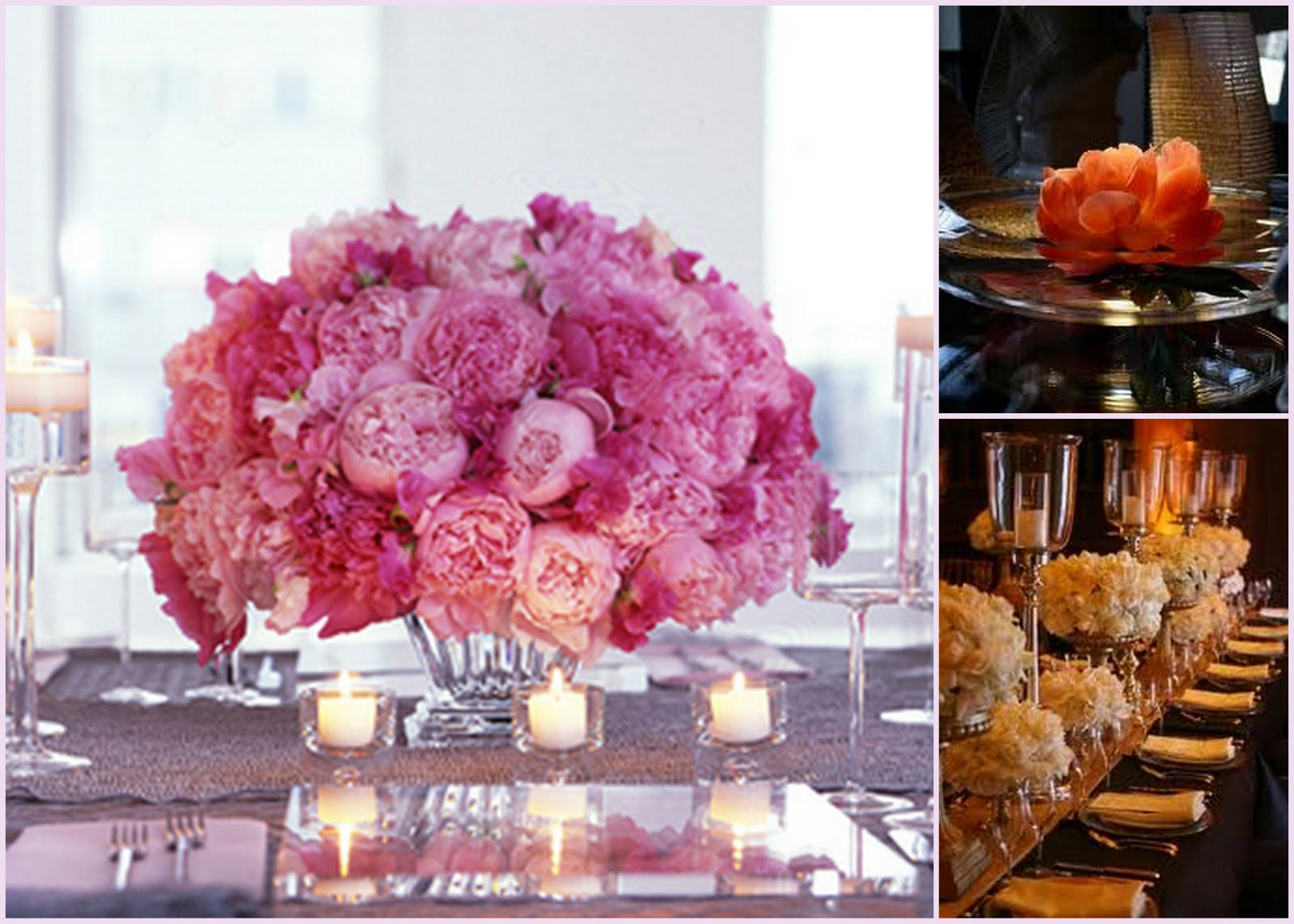 Metro Luxe Events Candice Vallone: Spring Flowers for the Michigan Bride