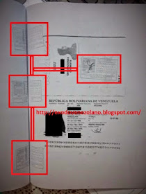 Xodo Venezolano Certificaci N Del Pasaporte Venezolano