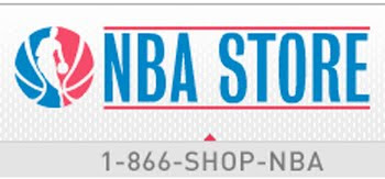 NBA online store logo