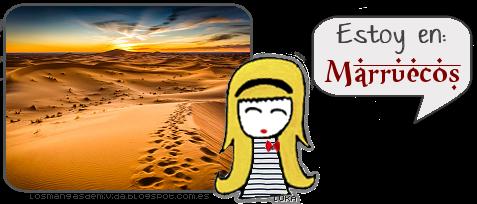 Me voy a Marruecos! by x_luka