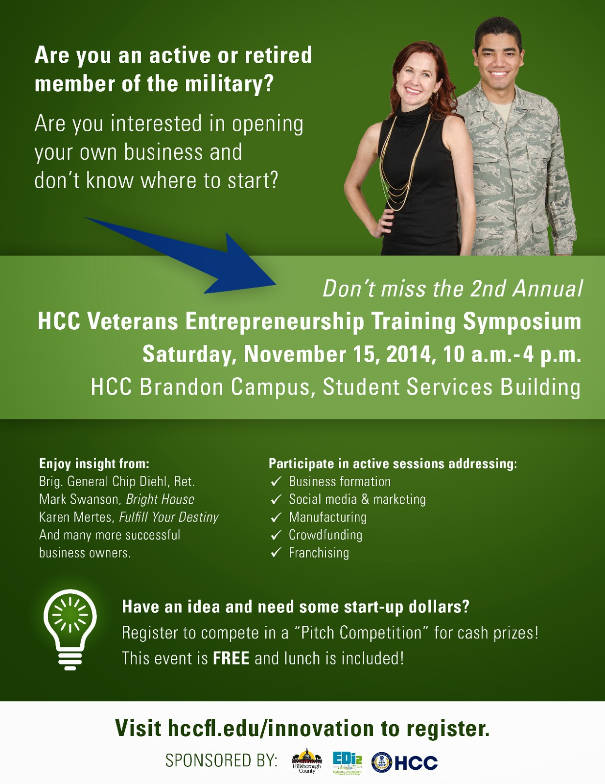 FLATE Focus Florida TRADE HCC Helps Veterans Join the High Tech
